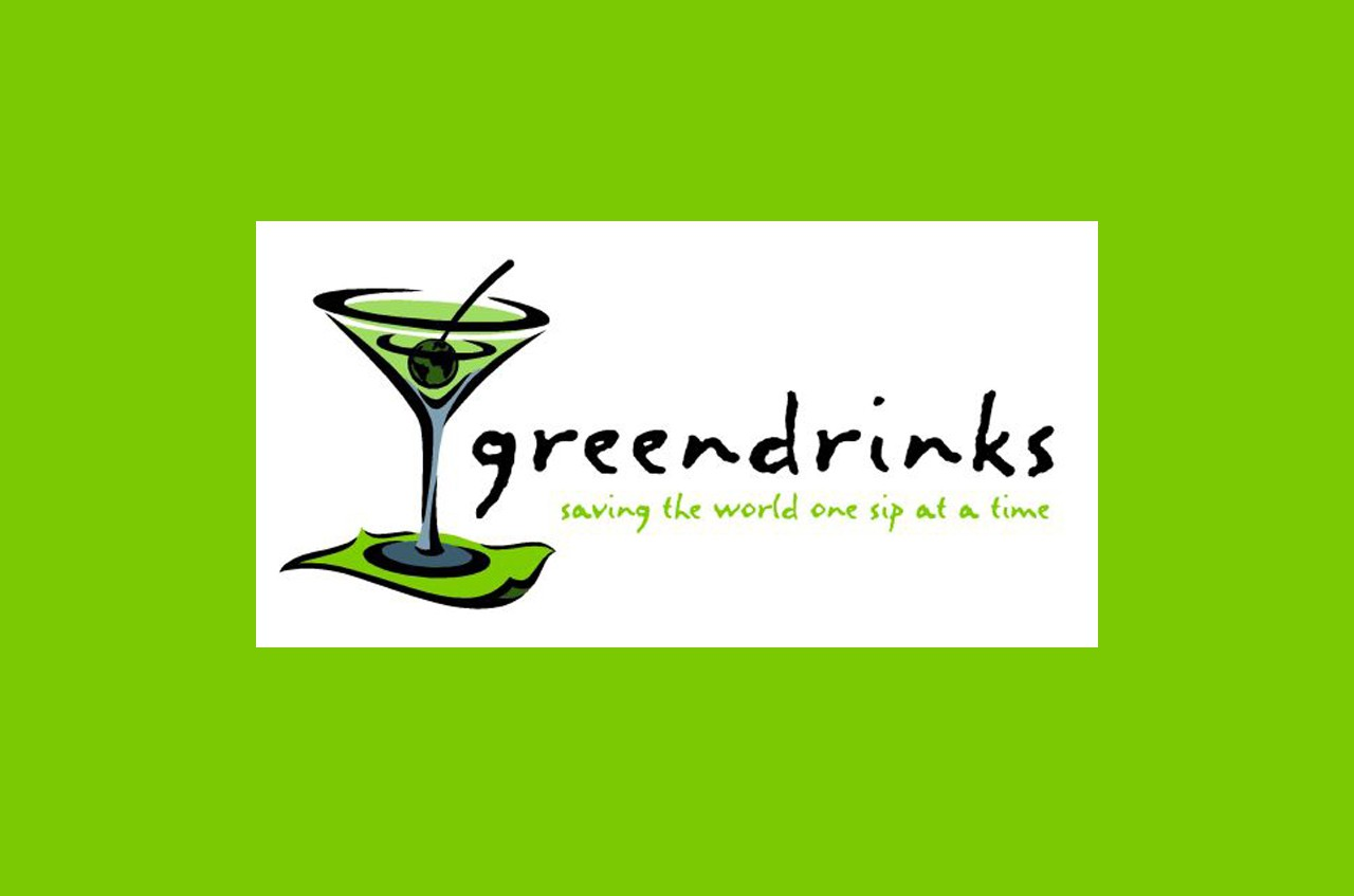 Green Drinks Johannesburg is an informal networking event where environmentally minded people meet over drinks.